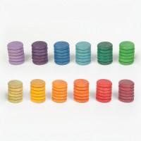 Loose parts : 72 pièces