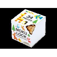 Mokulock KODOMO : 34 pièces