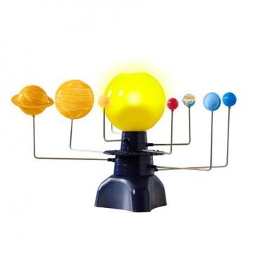 Système solaire motorisé-nouvelle version