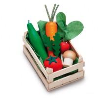 Assortiment de légumes, petit modèle
