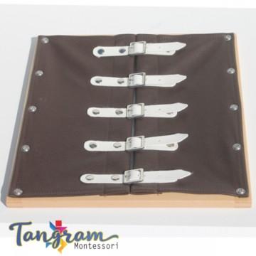 Cadre d'habillage des boucles de ceinture-nouveau modèle