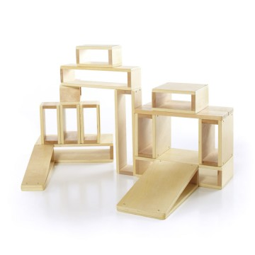 16 Hollow blocks