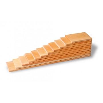 Planchettes bois naturel