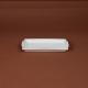 Plateau en porcelaine à poignées : 23.7*11.7 cm