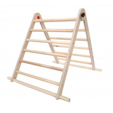 Triangle Pikler - Tri-Climb bois naturel