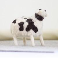 Kit de feutrage : Mouton Jacob