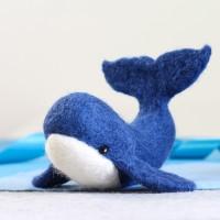 Kit de feutrage : Baleine