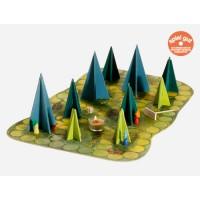 Jeu coopératif : Fabuleux jeu d'ombres en forêt