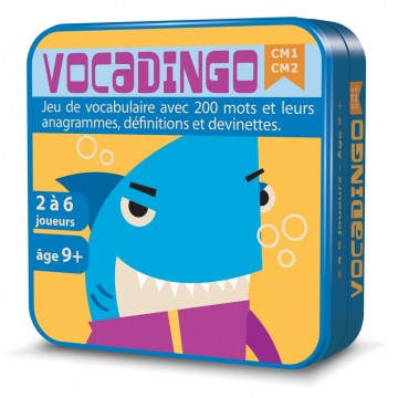 Vocadingo - CM1-CM2
