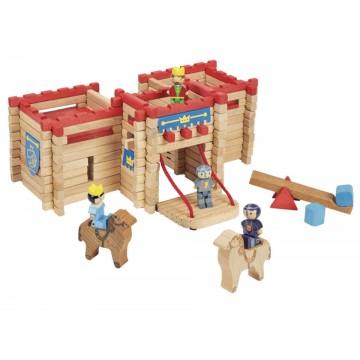 Le château-fort : 155 pièces