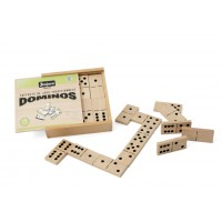 Jeu de grands dominos en bois