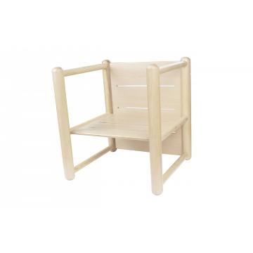 Première chaise évolutive