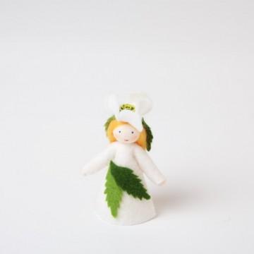 "Fée ""Rose de Noël"""
