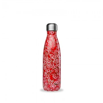 """Gourde isotherme """"fleurs"""" 500 ml"""