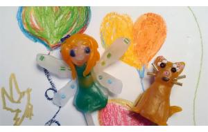 Figurines cire